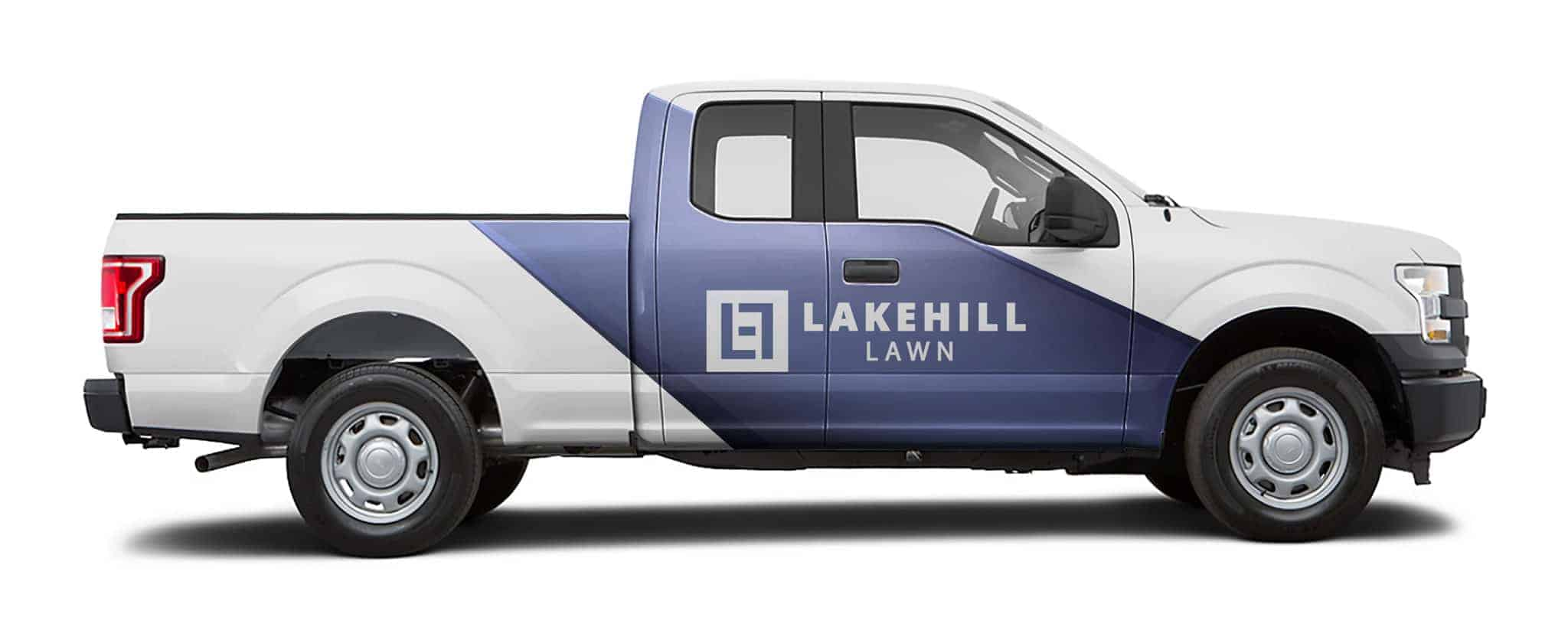 Lakehilll Lawn Truck